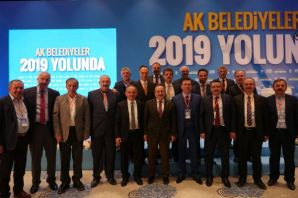 Başkanlar Tokat'ta toplandı