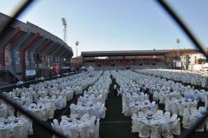 Bakan Bayraktar'dan Trabzon'a İftar