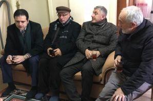 Bakan Soylu'dan Başkan Sarıalioğlu'na ve taziye zi