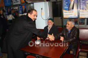 Bakan Yardımcısı Balta'dan Sarıalioğlu'na destek