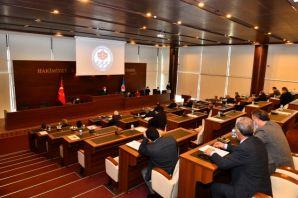 Büyükşehir meclisi Aralık ayı ilk toplantısı yapıldı
