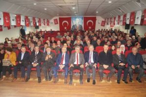 Of CHP'de Fahri Kaptanoğlu güven tazeledi