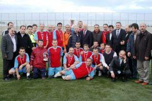 Trabzonlu İmamlar Şampiyon oldu