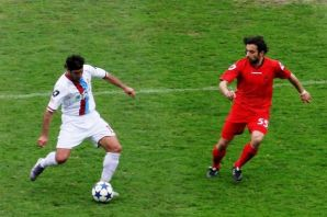 Ofspor-Çorumspor Maçının fotoğrafları