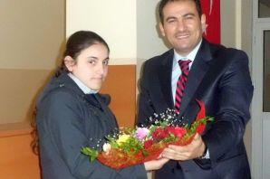 Kapar'dan A.Öğretmen Lisesi öğrencilerine konferan