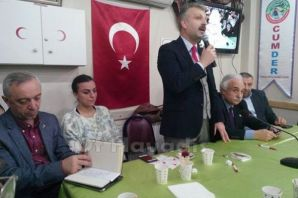 CUMDER İstanbul'da kahvaltıda buluşturdu