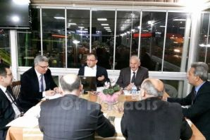 Başkanlar sorunları masaya yatırdı