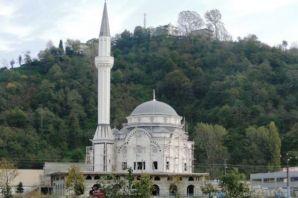 Sanayi Camii yükseliyor