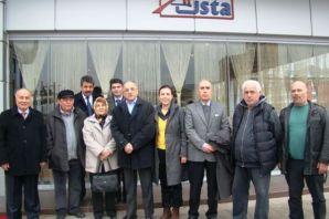Karayalçın CHP Of teşkilatının konuğu