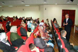 OF RAM'dan aile eğitim semineri