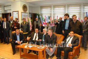 Of Belediye Başkanı Sarıalioğlu göreve başladı