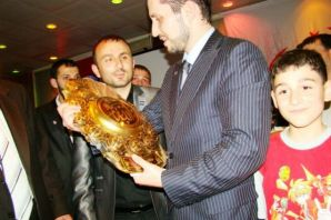 Fatih Erbakan Of'ta