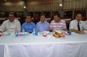 Of Muhtarlar Derneği'nden palketli iftar