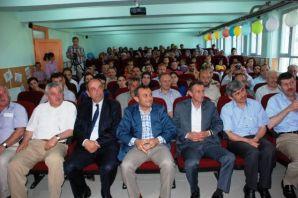 Bölümlü Mehmet Akif Ersoy İÖO'da okuma şenliği