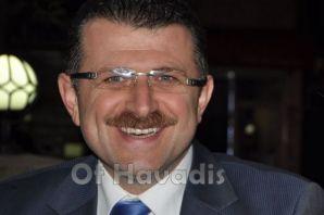 Büyükşehir'in Genel Sekreteri Davut Çakır