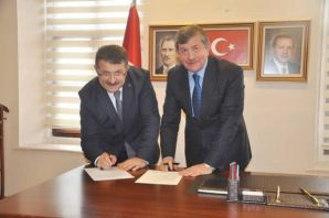 Davut Çakır Büyükşehir Belediye Başkanlığına aday