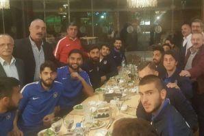 Oflu dernek başkanlarından Ofspor'a İstanbul'da mo