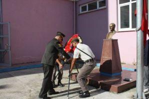 Dernekpazarı'nda Gaziler Günü kutlandı