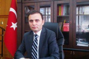 Dernekpazarı Kaymakamı Selim Erkovan göreve başlad