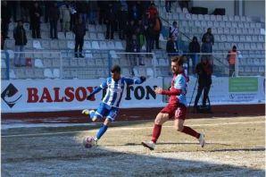 Ofspor Erzurumspor'a 2-1 mağlup oldu