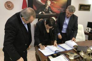 Gürpınar Anadolu İmam Hatip Lisesi'nin protokolü i
