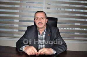 Hayrat MHP Adayı Yaşar Hacıosmanoğlu