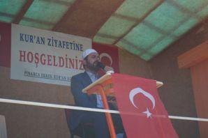 Hayrat Pınarca'da 11 hafız mezun oldu