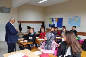 Kabahasanoğlu'ndan sınava girecek öğrencilere son