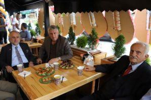 Kalyon Mangal & Cafe hizmete açıldı