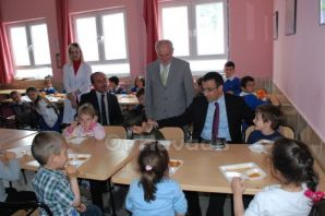 Kaymakam Arslan Serince ziyaretinde muhtarlara çağ