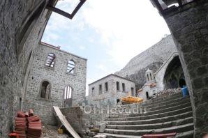 Kızlar Manastırı restorasyonu tamamlanıyor