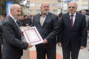 Oflu Müftüden Kırşehir'e Külliye