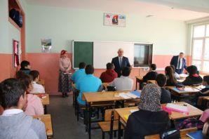 Müdür Kabahasanoğlu'ndan 9.sınıflara özel ilgi