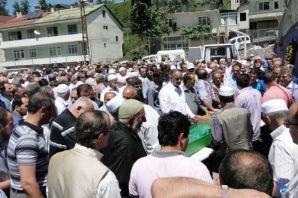 Kuveyt Türk Of Şube Müdürü Kar'ın baba acısı