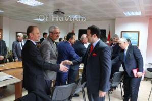 Dönemin son müdürler toplantısı yapıldı