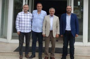 Trabzon MÜSİAD'dan  heyetinden Arsin OSB'ye ziyare