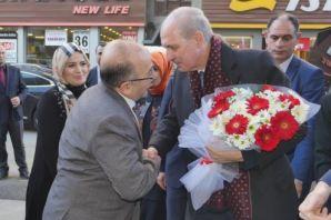 Trabzon milli birlik ve beraberliğin sembol şehrid