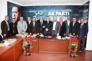 Ak Parti Of, Hayrat, Çaykara ve Dernekpazarı Aday