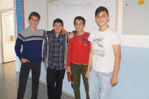 Ali Yeşilyurt İmam Hatip Ortaokulu yeni yönetimini