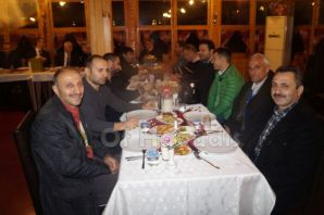 Of Anadolu Lisesi öğretmenlerinden birlik yemeği