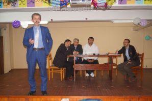 Şehit Öğretmen Ali Bulut İlkokulu velileri topland