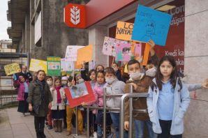 ŞÖ Ali Bulut İlkokulu'ndan LÖSV'e destek