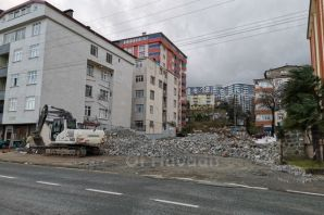Of Jandarma yıkıldı