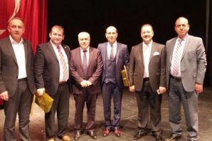 Of Mardin Köprüsü projesinde Ayhan Aydın'a ödül