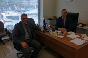 Of PTT Müdürlüğü'ne Hasan Çolak atandı