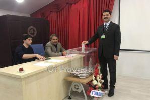 Of Ziraat Odası'nın yeni başkanı Berkant Saral
