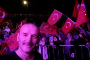 Ahmet Okur'dan Recep Tayyip Erdoğan'a şarkı
