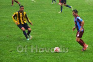 Ofspor 1-1 Ankaragücü