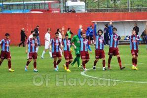 Ofspor 2-1 Körfez FK