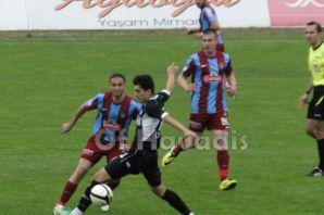 Ofspor 1-1 Nazilli Belediyespor